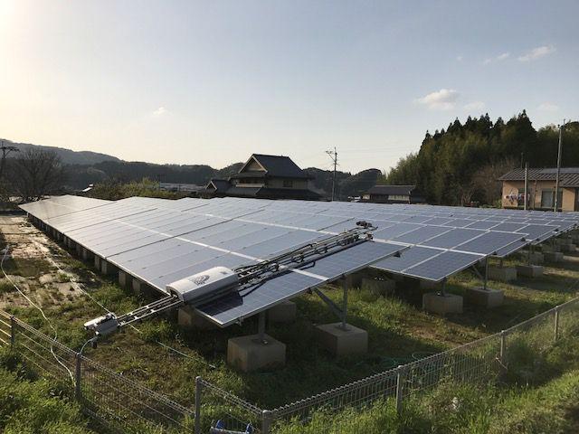 熊本県玉名郡S様発電所