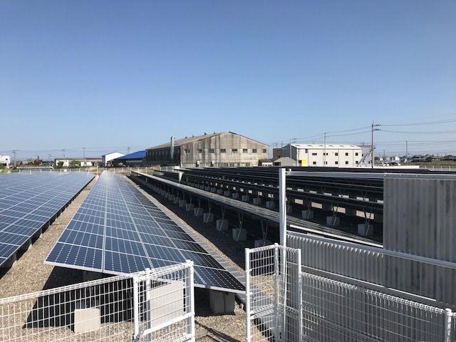 徳島県小松島OO発電所