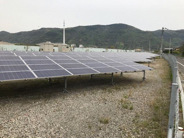 香川県坂出市G発電所